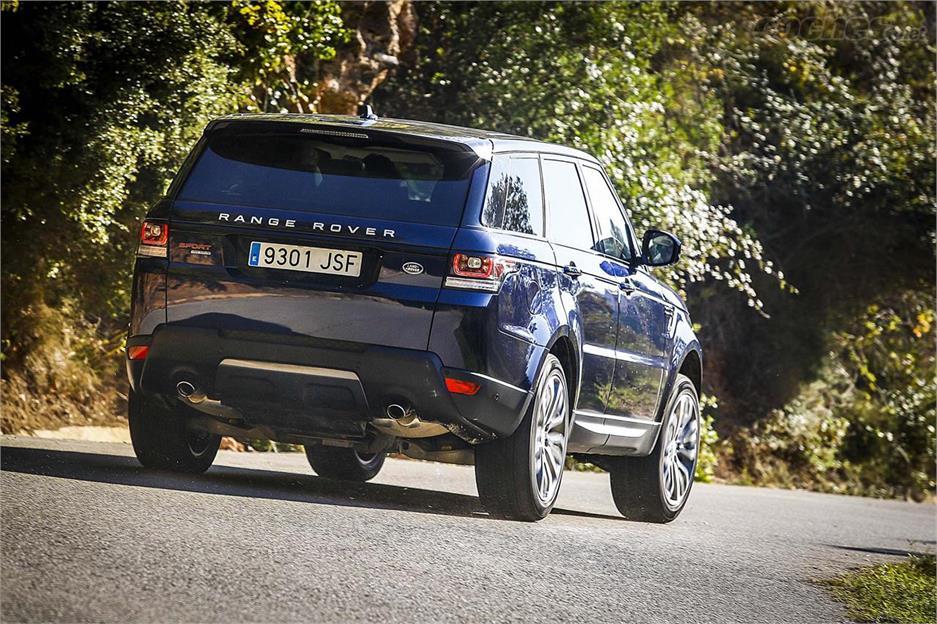 Range Rover Sport HSE Dynamic SDV8