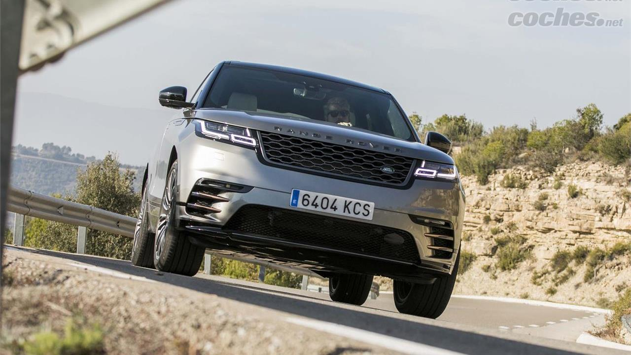 Range Rover Velar: estilo inigualable