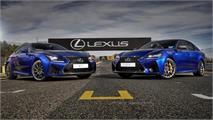 """Lexus: La suspensión activa se añade a los """"F"""""""