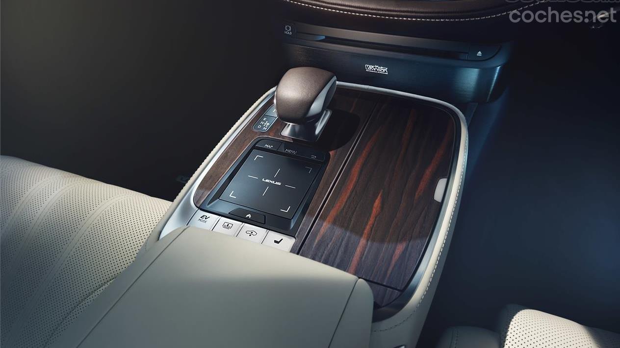 Lexus LS 500h: Debut en Ginebra