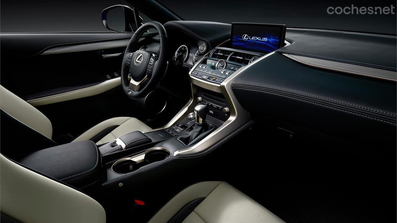 Lexus NX 2017 SUV