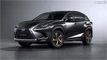 Lexus NX: Actualizado y refinado