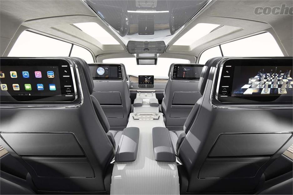 Lincoln Navigator un SUV con alas