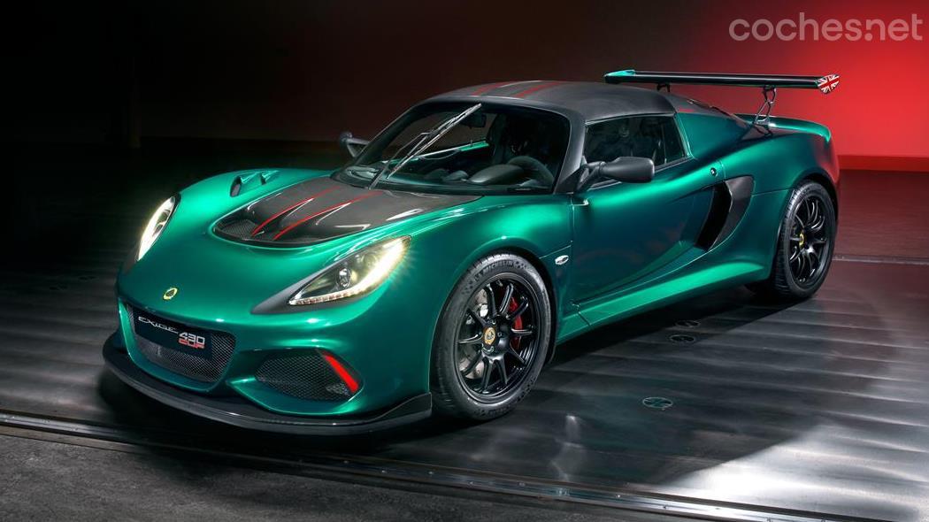 Lotus Exige 430