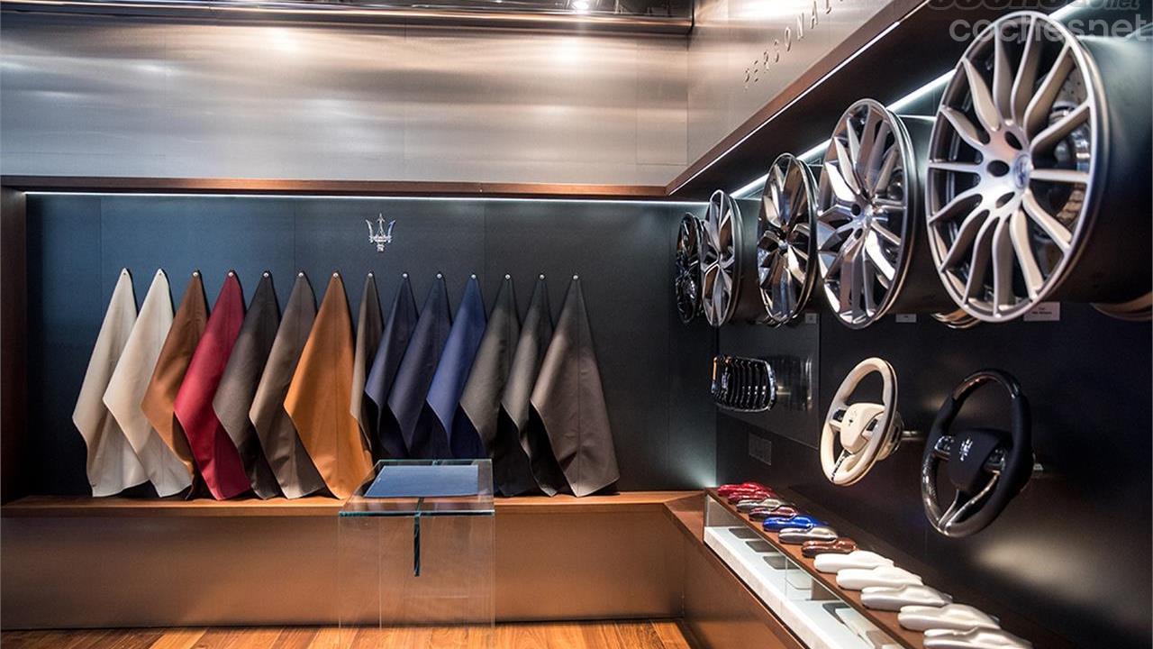 Maserati Ghibli, Quattroporte y Levante