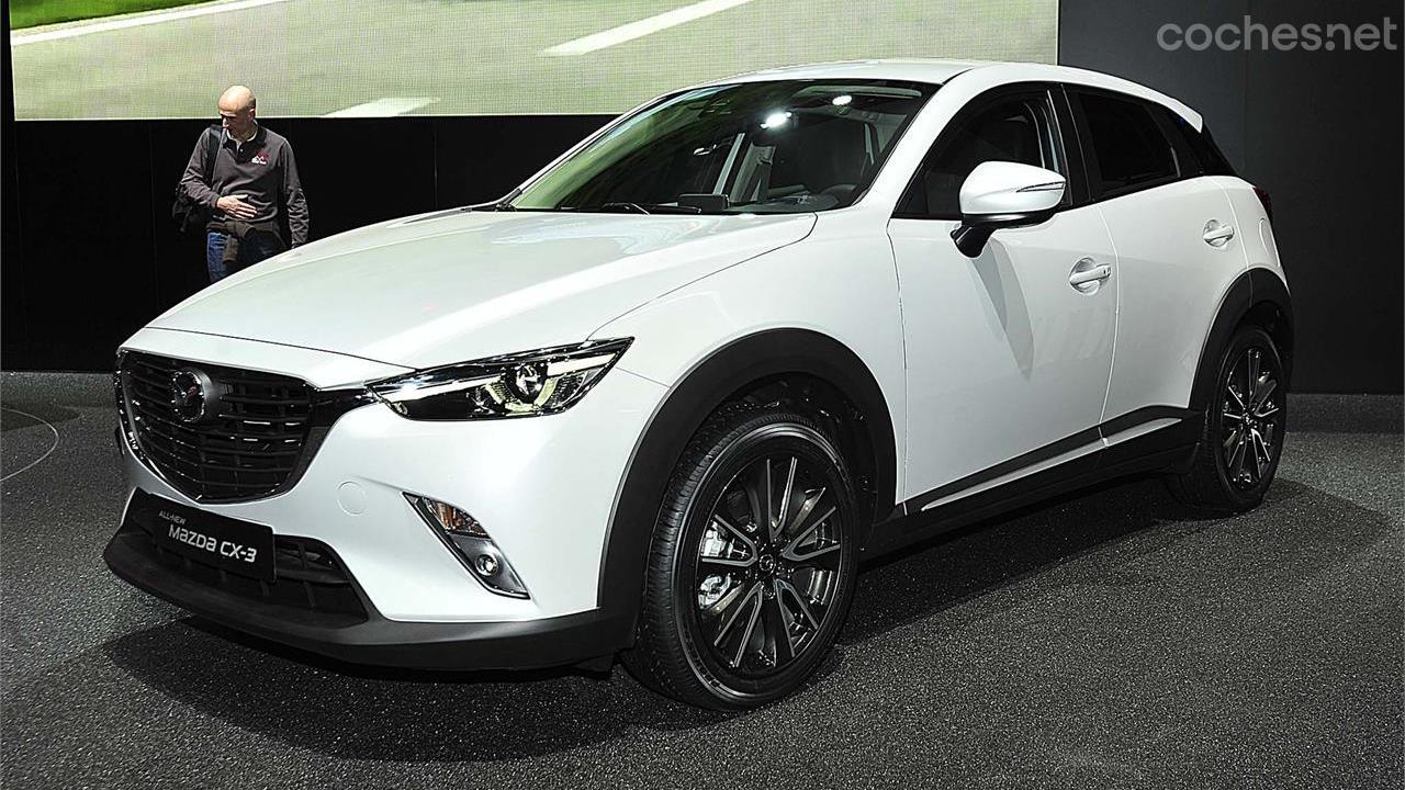Nuevo Mazda 2014 Noticias Coches Net