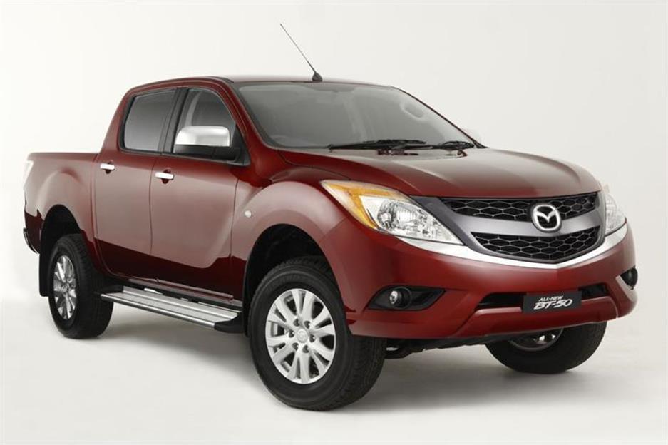 Nueva Mazda BT-50