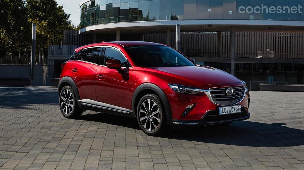 Mazda Cx 3 A La Ultima Noticias Coches Net