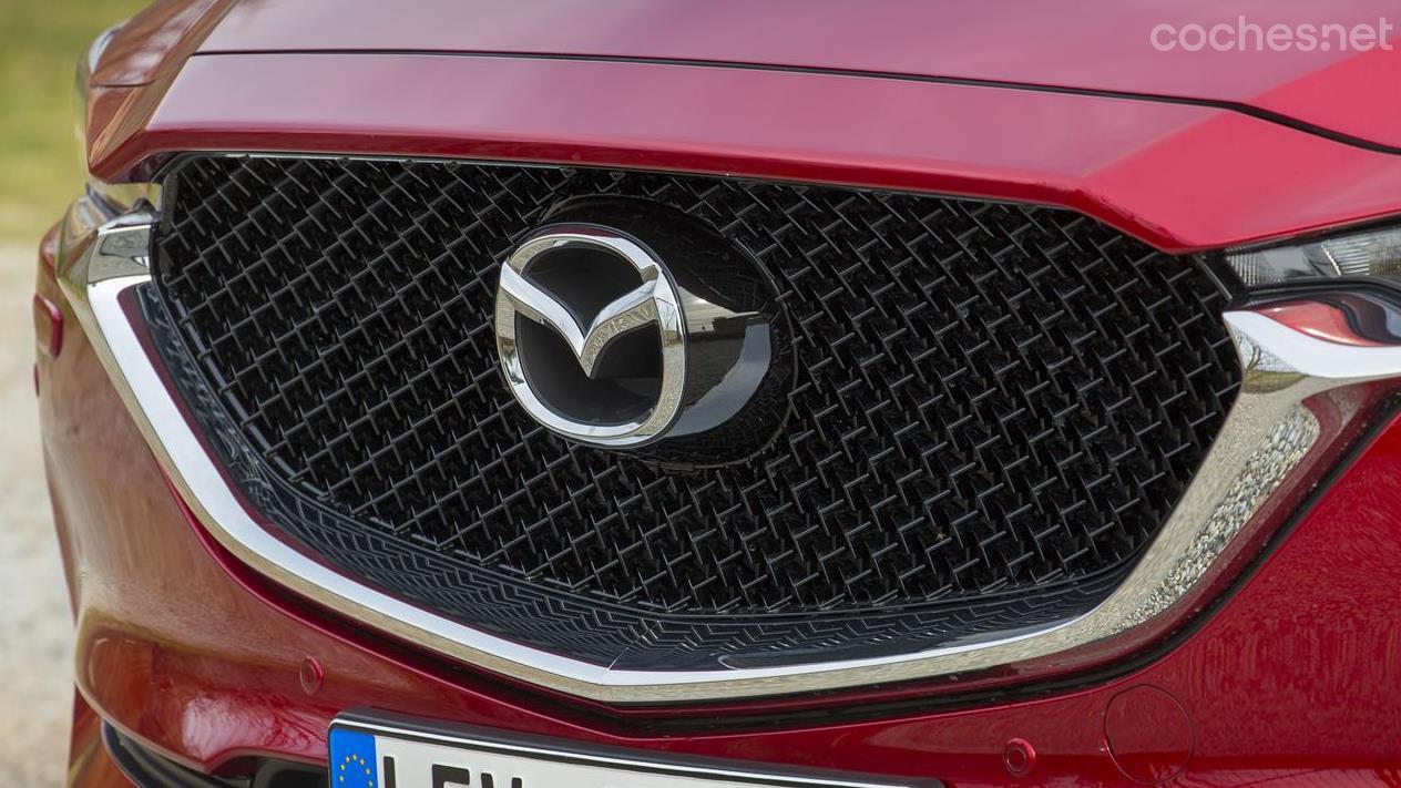 Mazda CX-5: Perfeccionado