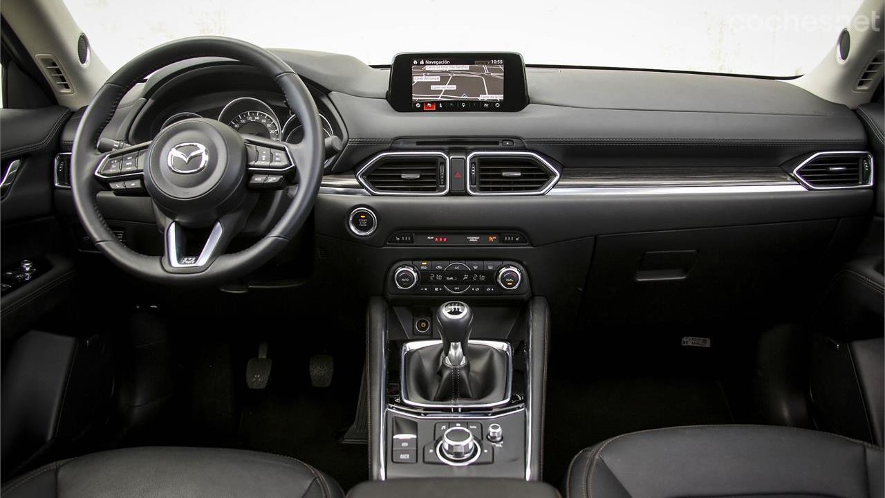 Mazda CX-5 2-2 Diesel Zenith