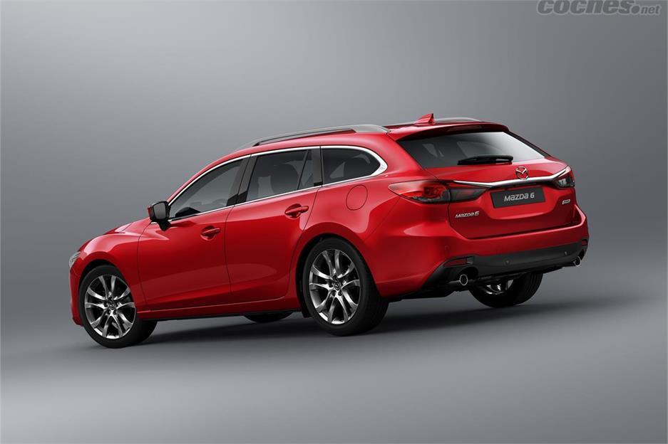 Mazda6: pequeños retoques