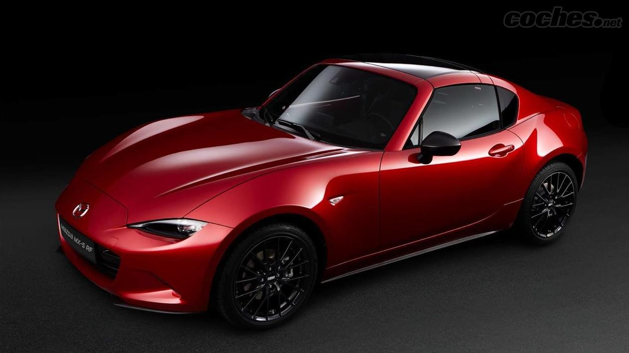 mazda mx 5 rf ignition versi n especial noticias. Black Bedroom Furniture Sets. Home Design Ideas