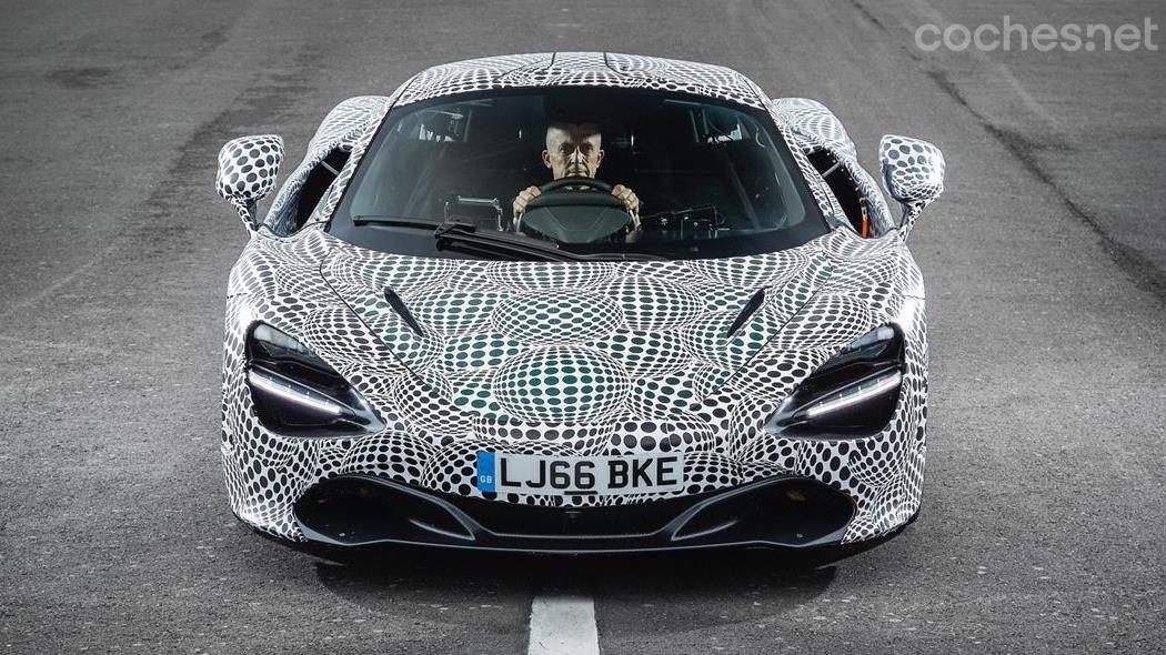 McLaren BP23, el nuevo F1