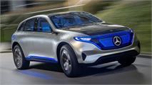 Mercedes-Benz Generation EQ Concept: Eléctrico y autónomo