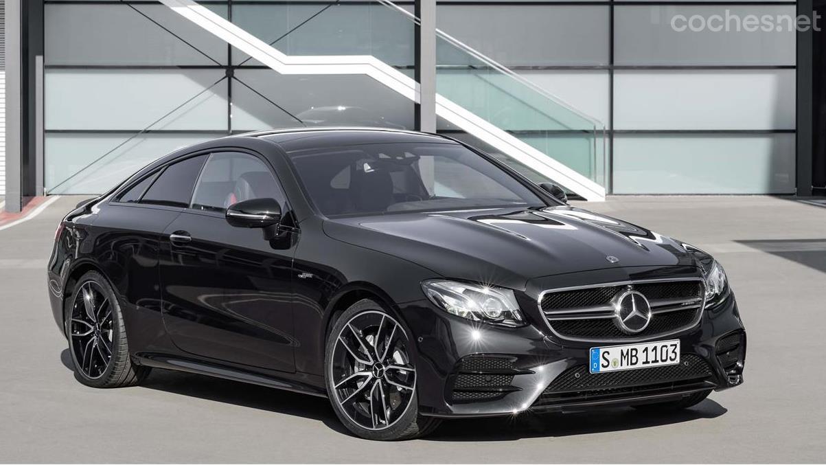 Mercedes-AMG E 53 Coupe y Cabrio y CLS 5