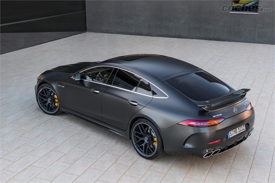 Mercedes-AMG GT Coupé 4 puertas