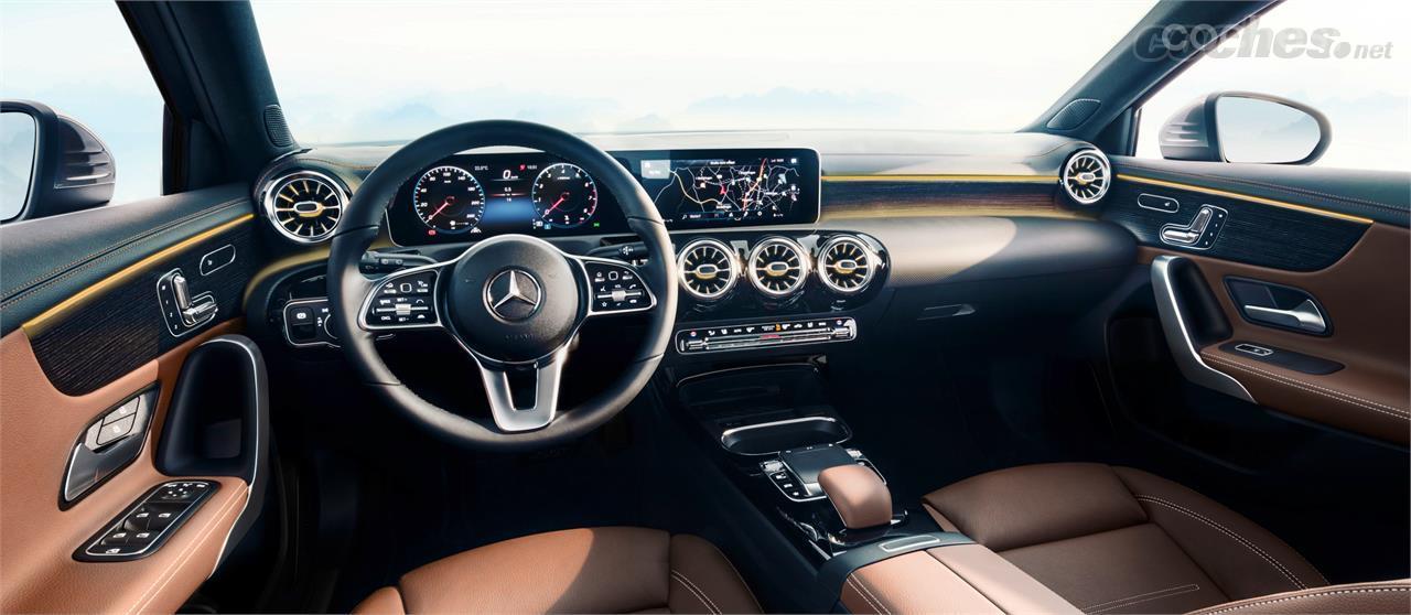Mercedes-Benz Clase A 2018: Interior