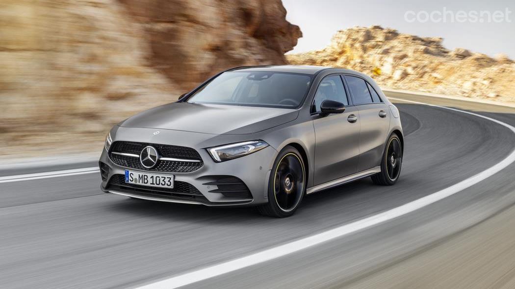 Mercedes Benz Clase A Ya Hay Precios Noticias Coches Net