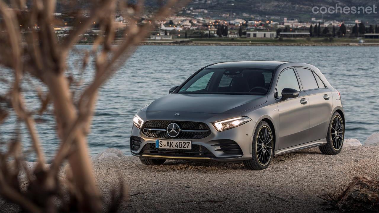 Mercedes Clase A 2018: Primera prueba