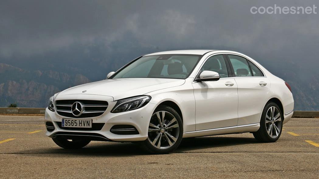 Pruebas mercedes benz clase c 2014 noticias for Mercedes benz clase c