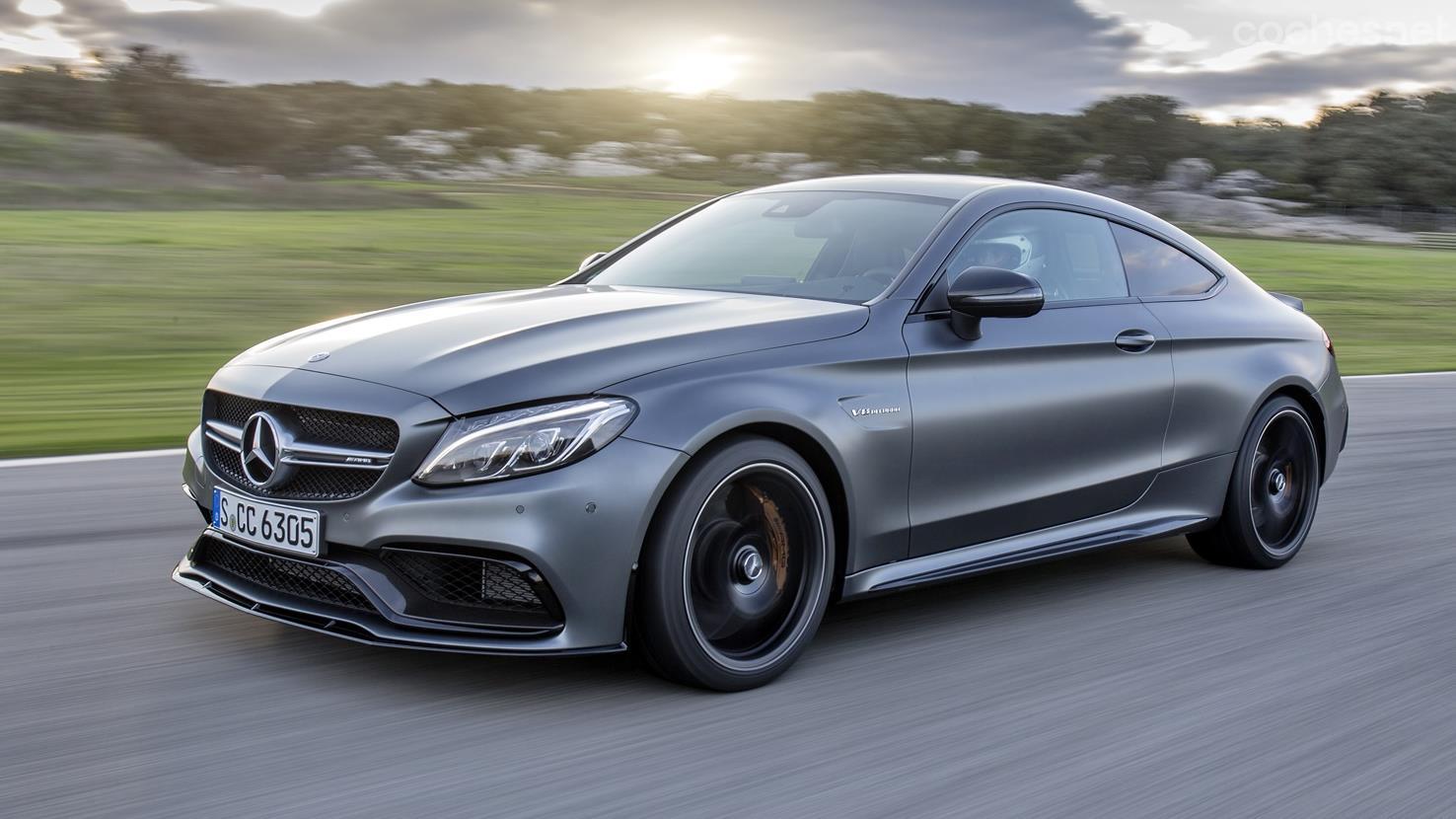 Nuevo Mercedes Benz C