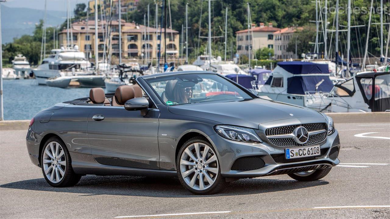 Mercedes-Benz Clase C Cabrio: Impecable