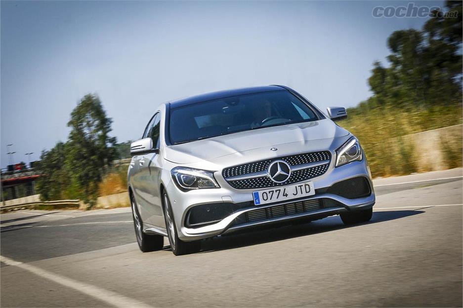 Mercedes-Benz CLA 220 d