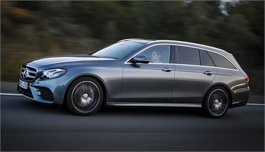 Mercedes-Benz Clase E Estate 220d: Todo un referente