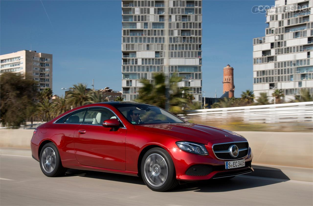 Mercedes-Benz Clase E Coupé: Una auténtica belleza - foto 115