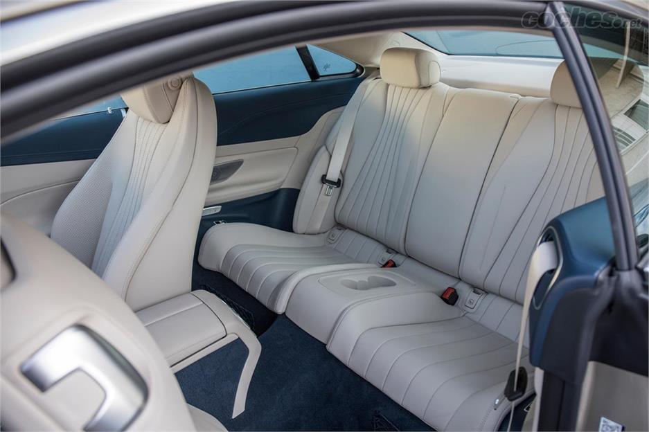 Mercedes Clase E Coupé: Primera prueba