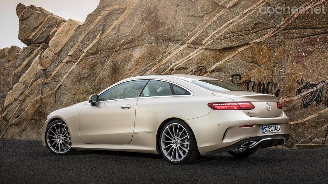 Mercedes Benz Clase E Coupe Una Autentica Belleza Noticias Coches Net