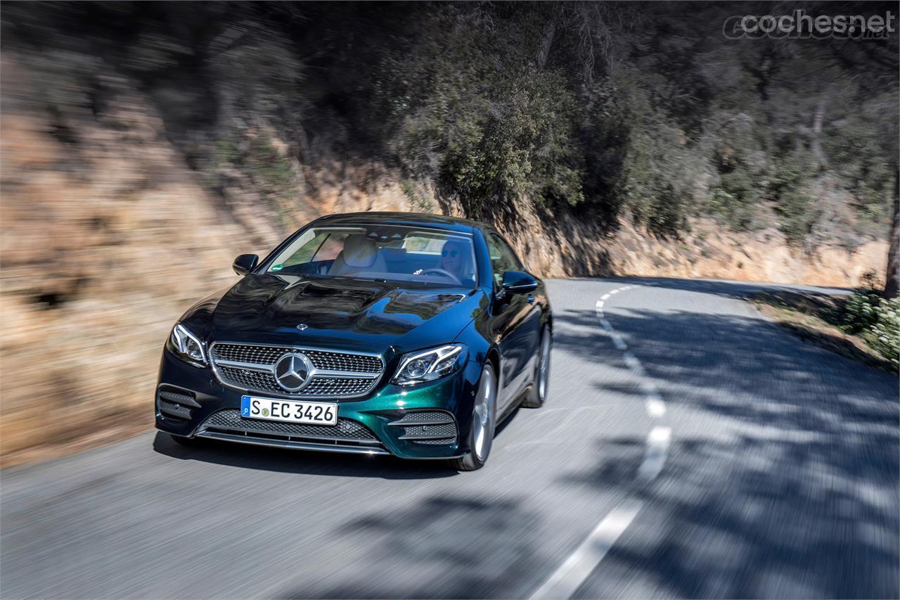 Mercedes-Benz Clase E Coupé: Una auténtica belleza - foto 57
