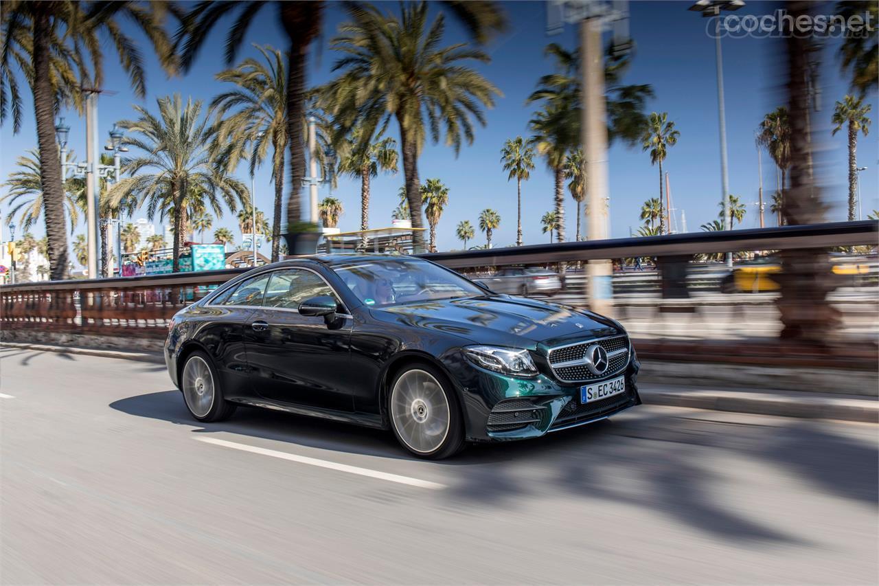 Mercedes-Benz Clase E Coupé: Una auténtica belleza - foto 52
