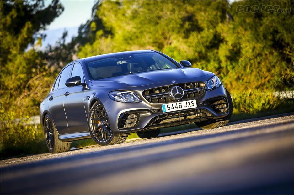 Mercedes- AMG E 63 S: Lujo y poder