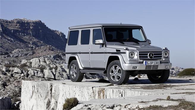 Mercedes-Benz Clase G 35º Aniversario