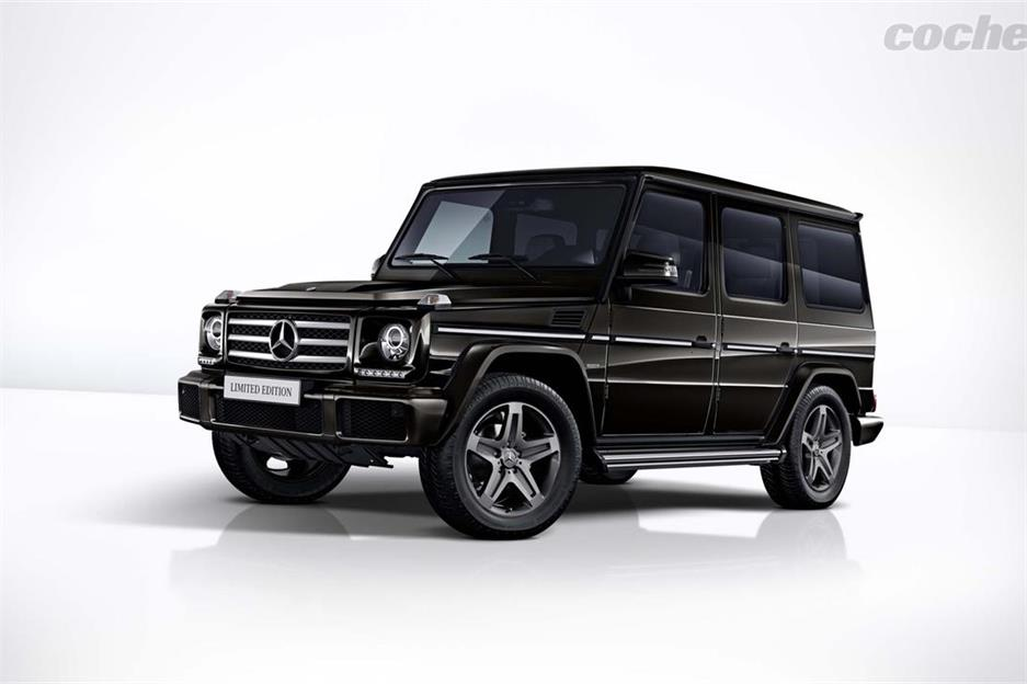 Mercedes-Benz Clase G Limited Edition