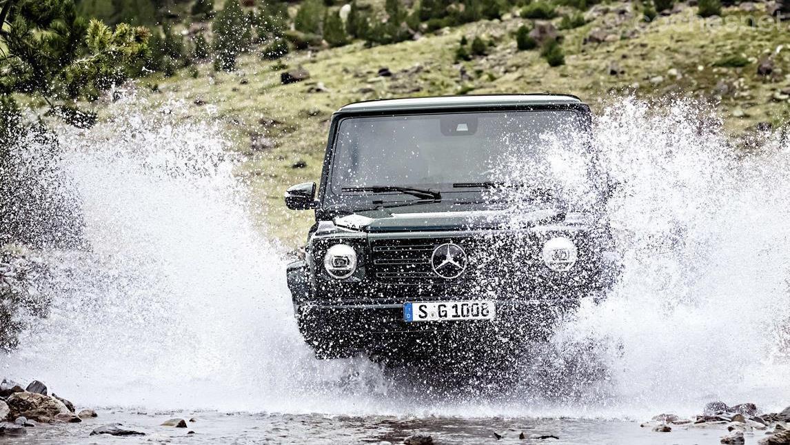 Mercedes-Benz Clase G: Todavía más TT