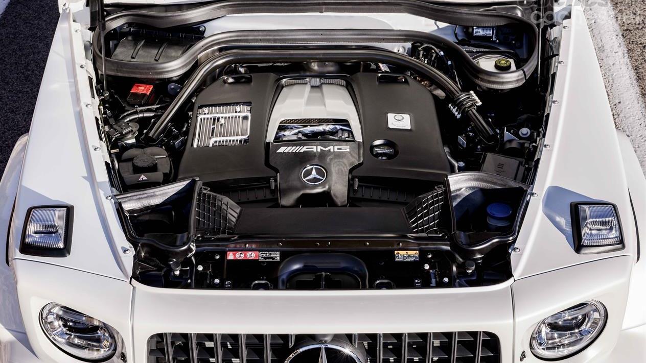 Mercedes-AMG G63: TT de máximo nivel