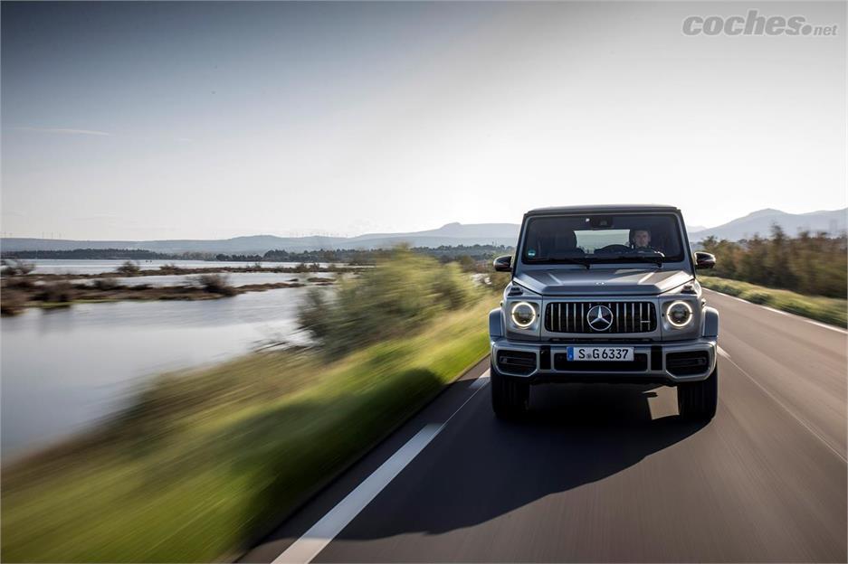 Mercedes Clase G 2018, mejor imposible