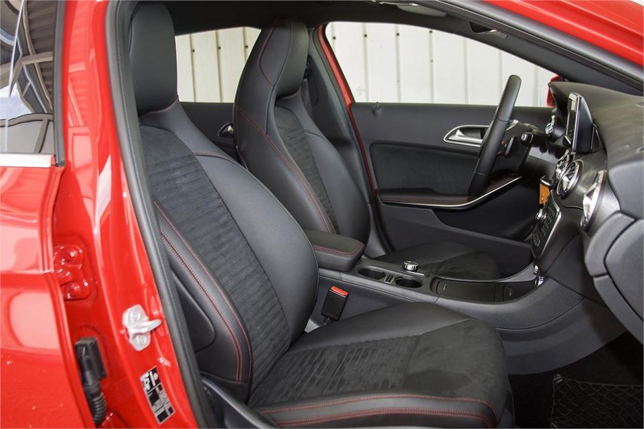 Mercedes GLA 220 CDi 4Matic