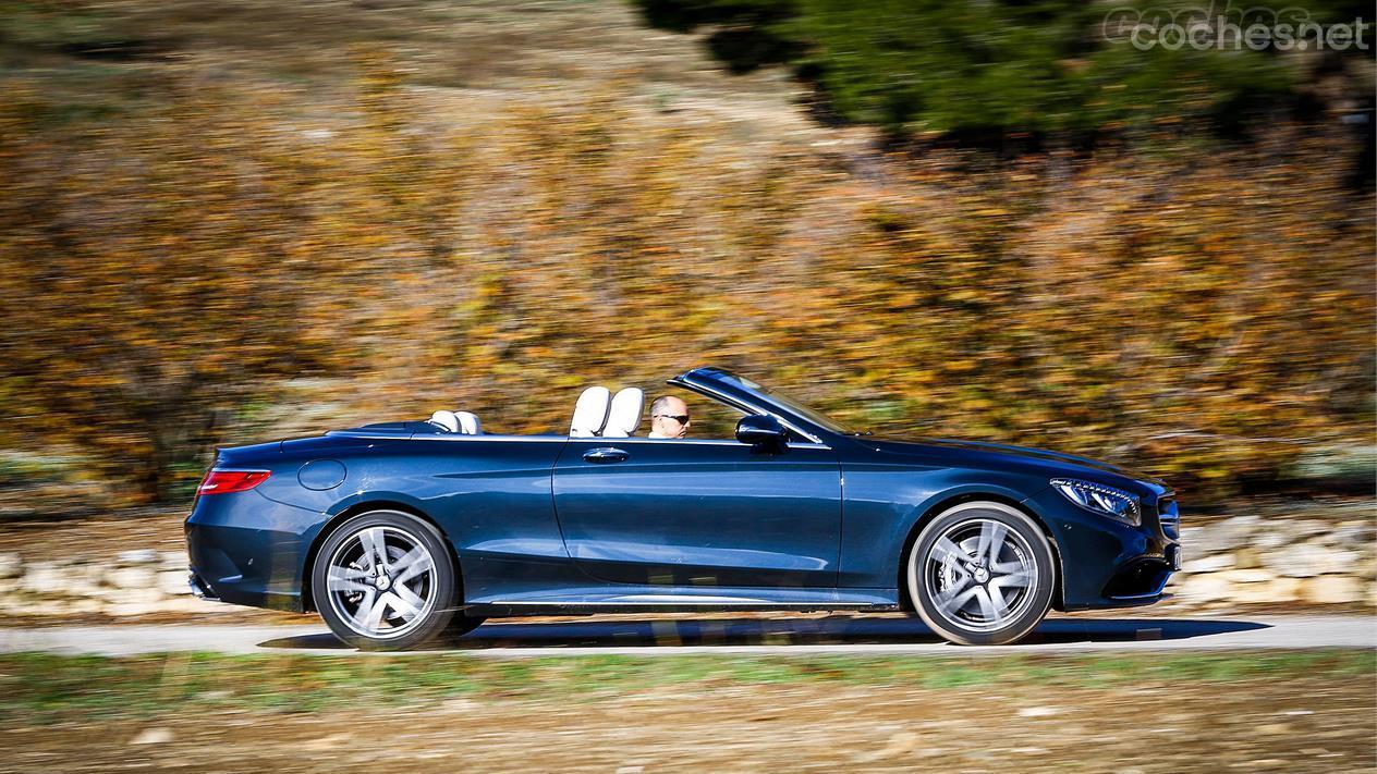 Mercedes-AMG S 63 Cabrio 4Matic