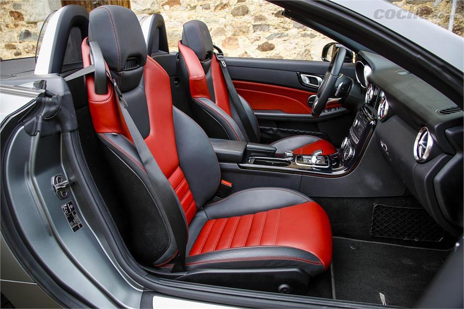 Audi TTS Roadster - Mercedes-AMG SLC 43