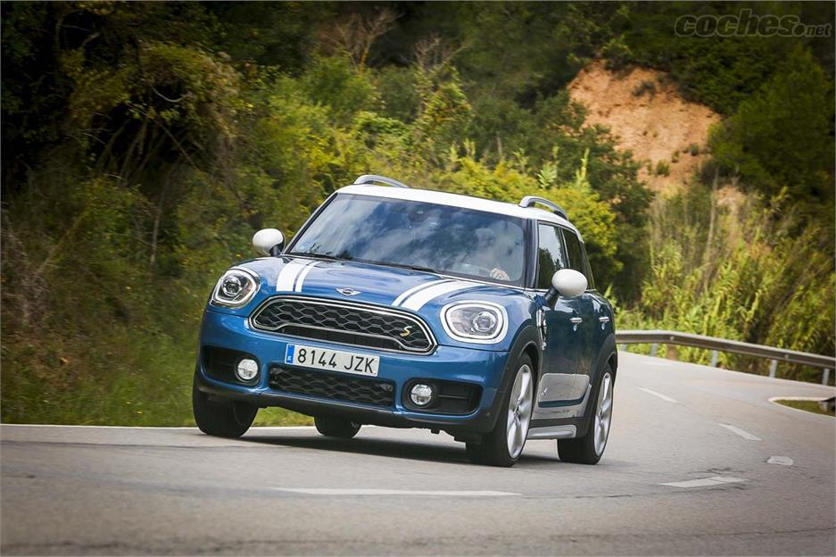MINI Countryman Cooper S E All4 auto