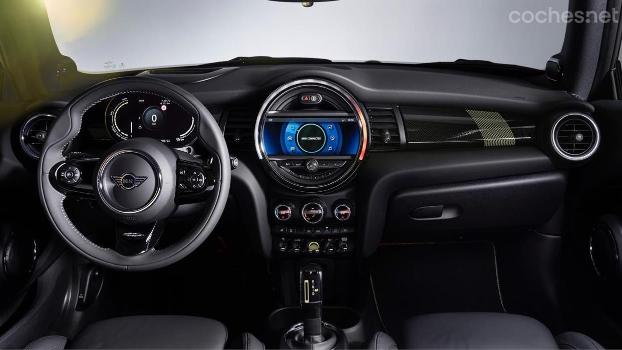 Mini Cooper SE: El primer mini eléctrico
