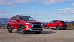 Mitsubishi Eclipse Cross: Entre ASX y Outlander