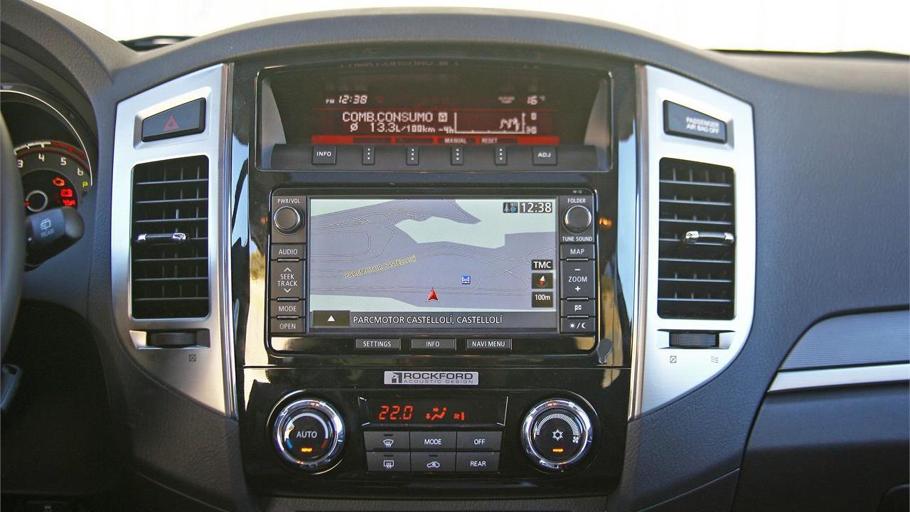 Pruebas Mitsubishi Montero 2014 Noticias Coches Net