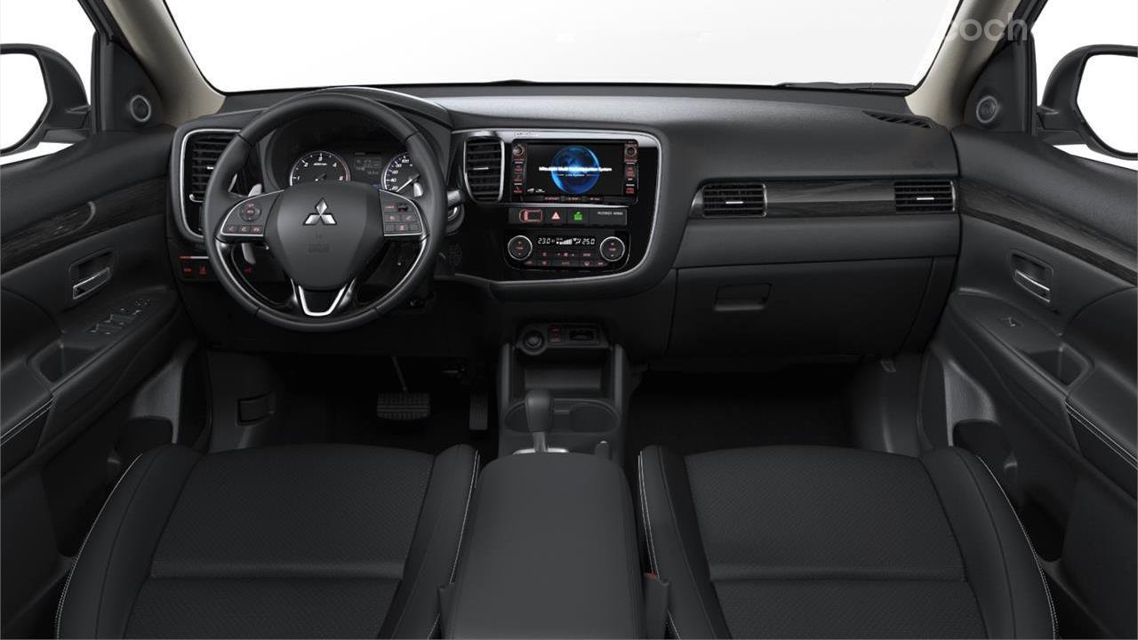 Mitsubishi Outlander y Outlander PHEV