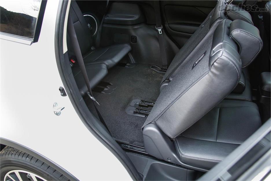 Mitsubishi Outlander: Híbrido vs diésel