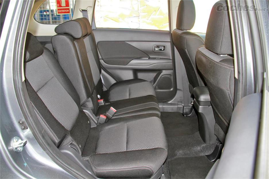 Mitsubishi Outlander 200 MPI
