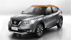 Nissan Kicks; crossover para América Latina